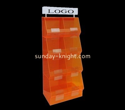 Customize acrylic product display stand design ODK-534