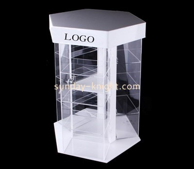 Customize acrylic collectors display cabinet ODK-551