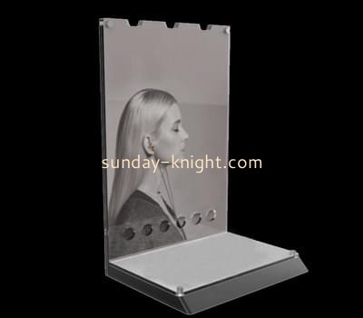 Customize plexiglass retail store merchandise display ODK-669