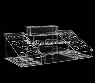 Customize perspex lipstick counter display ODK-675