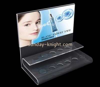 Customize lucite beauty display stands ODK-679
