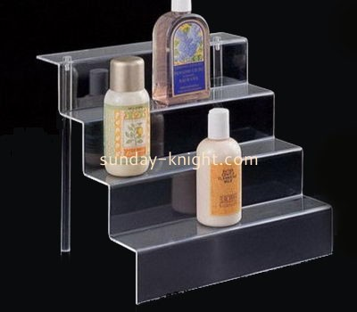 Customize lucite beauty display ODK-678