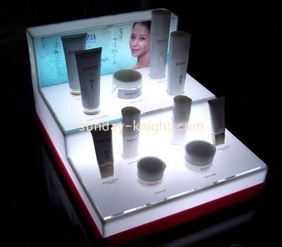 Customize plexiglass mac makeup display stands ODK-683