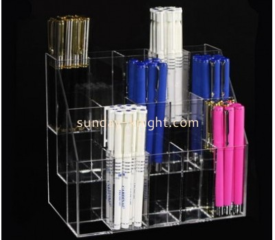 Customize acrylic merchandise display rack ODK-698