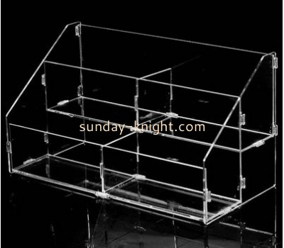 Customize plexiglass merchandise display rack ODK-703