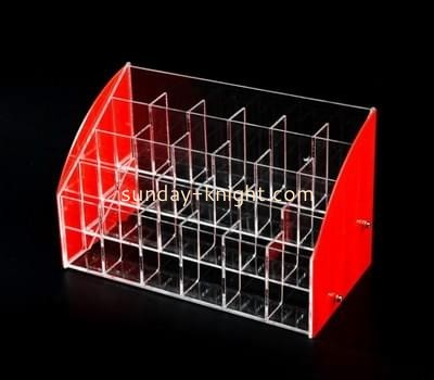 Customize acrylic clear display holder ODK-727