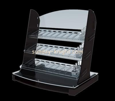 Customize perspex cosmetic rack display ODK-763