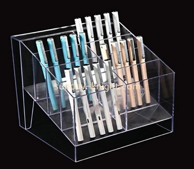 Customize retail plastic pen display stand ODK-776