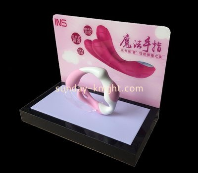 Customize perspex table top retail display ODK-781