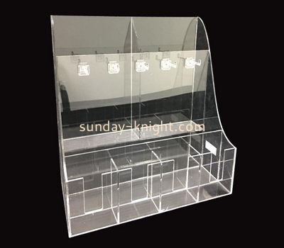 Customize perspex display rack stand ODK-783