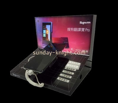 Customize acrylic mobile phone shop display ODK-803