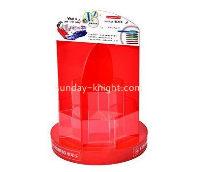 Customize acrylic a5 literature holder BHK-567