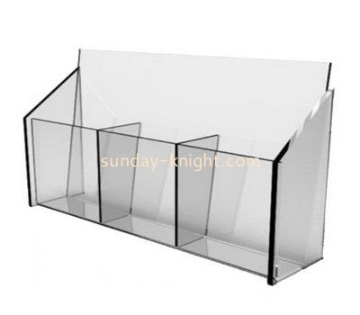 Customize perspex multiple brochure holder BHK-583
