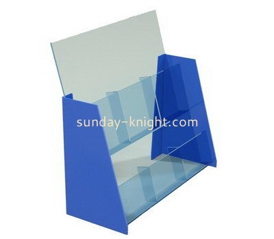 Customize acrylic free standing literature holder BHK-592