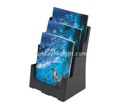 Customize acrylic brochure stands for sale BHK-619