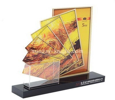 Customize perspex standing brochure holder BHK-638