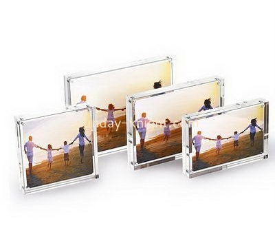 Customize acrylic photo frame block BHK-653