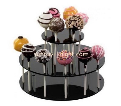 Customize acrylic lollipop display stand sale FSK-146