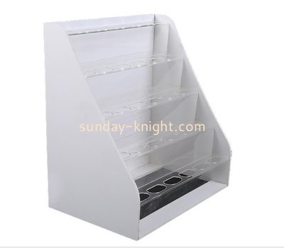 Customize acrylic display stand for small items FSK-171
