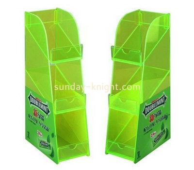Customize acrylic display rack stand FSK-170