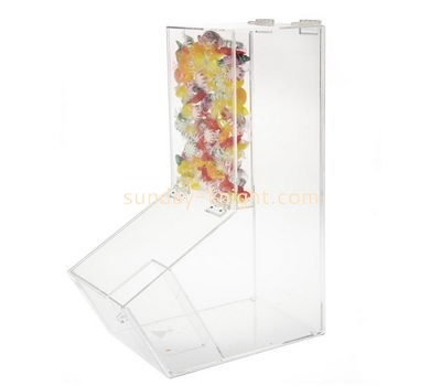 Customize acrylic candy dispenser FSK-184
