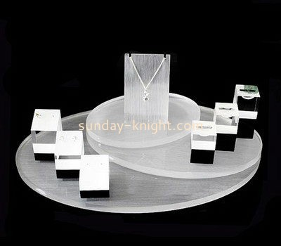 Customize acrylic jewelry display wholesale JDK-483