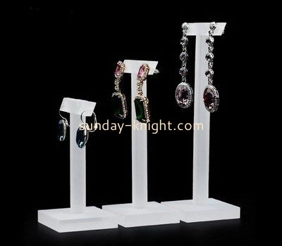 Customize acrylic earrings stand JDK-506