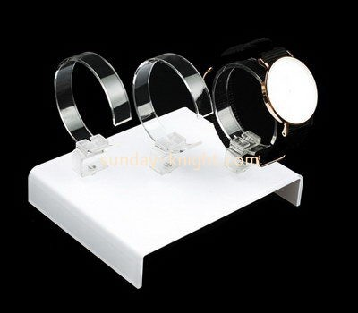 Customize acrylic display stand for watches JDK-514