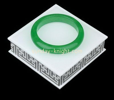 Customize acrylic bangle holder JDK-543