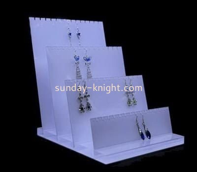 Customize acrylic earring stand holder JDK-554