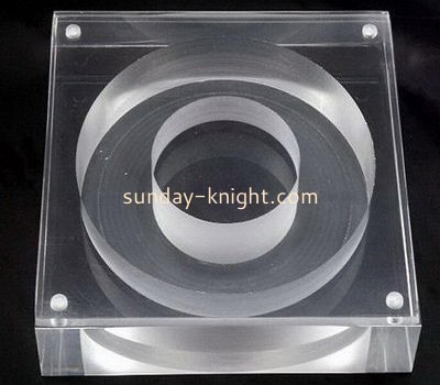 Customize acrylic bracelet jewelry holder JDK-580