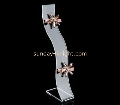 Customize acrylic hair clip holder JDK-598