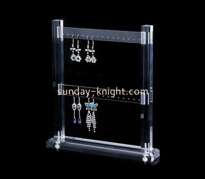 Customize acrylic retail jewelry display JDK-616