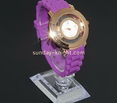 Customized plastic watch display stands JDK-620