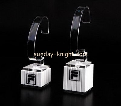 Customize lucite watch display stand JDK-624