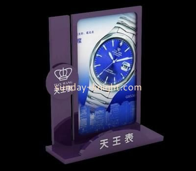 Customize perspex display for watches JDK-626