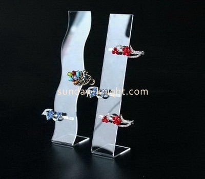 Customize perspex hair clip holder JDK-664
