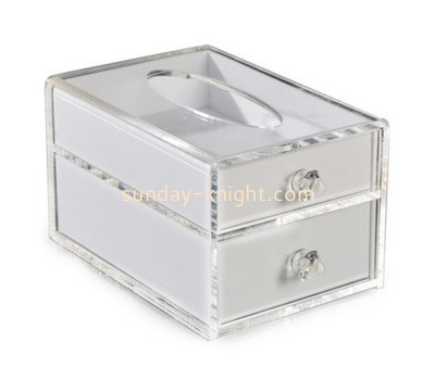 Acrylic pretty tissue boxes DBK-920
