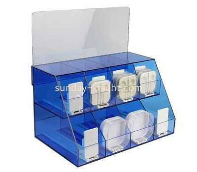 Perspex merchandise display case DBK-950