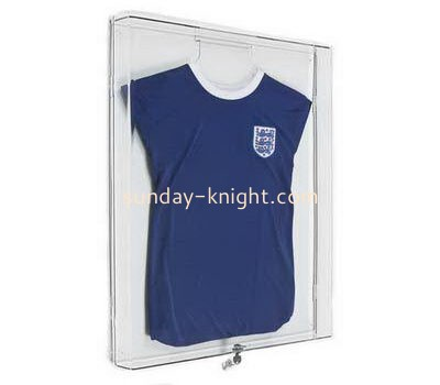Acrylic football jersey display frame DBK-989