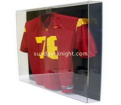 Perspex sports jersey display case DBK-988