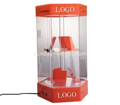 Customize acrylic display cabinet DBK-1122
