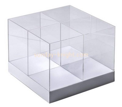 Customize 4 grids acrylic display case DBK-1123