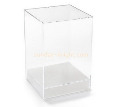 Custom square perspex display case DBK-1152
