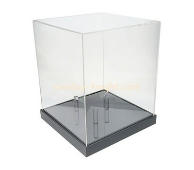 Custom acrylic baseball glamdisplay case DBK-1159