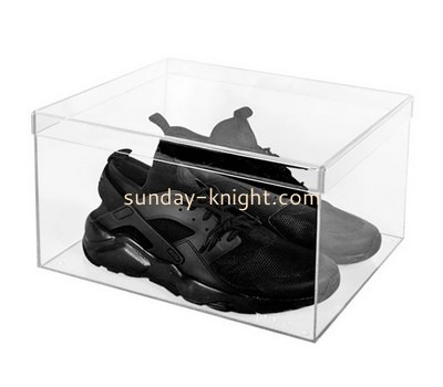 Custom acrylic shoe box DBK-1161