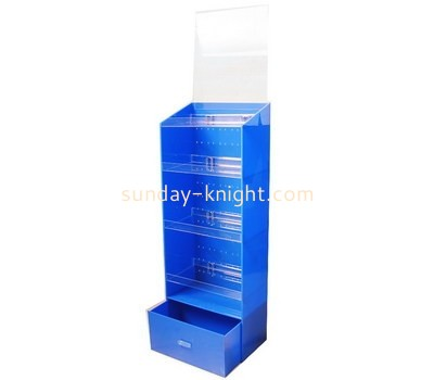 Custom acrylic display cabinet for phone accessories DBK-1173