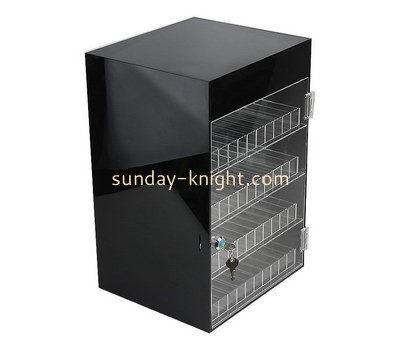 Custom acrylic retail display cabinet DBK-1209