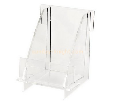 Custom countertop acrylic pamphlet holder BHK-724
