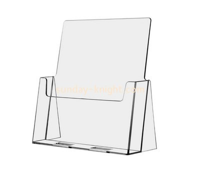 Customize table top acrylic leaflet holder BHK-747